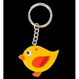 Schlüsselanhänger - Ani-keyri Vogel