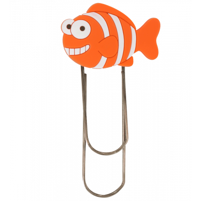 Large bookmark - Ani-bigmark Fish