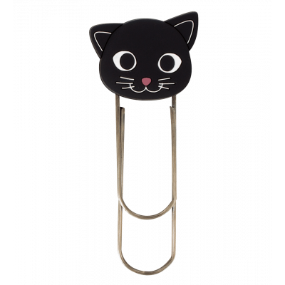 Large bookmark - Ani-bigmark Cat