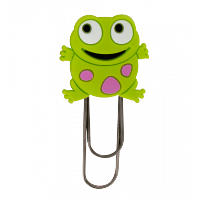 Small bookmark - Ani-smallmark Frog