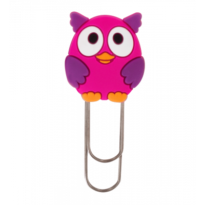 Small bookmark - Ani-smallmark Owl