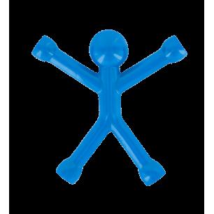 Mini Qman – Undurchsichtiger Magnet Blau