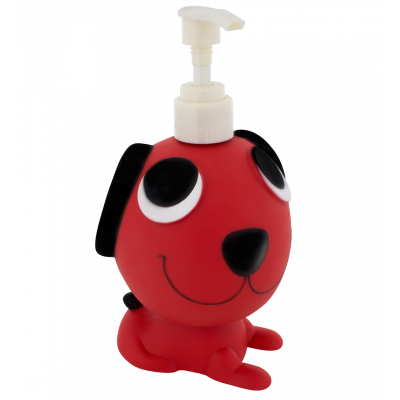Soap dispenser - Junior Red
