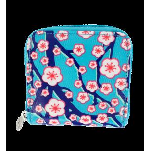 Kleine Brieftasche - Voyage Cerisier