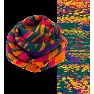 Scarf - Escapade Feuilles d'automne