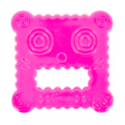 Chew Chew - Teething ring Pink