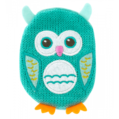 Hand warmer - Warmly Owl Blue