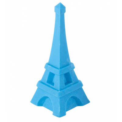 Eiffel Rub - Eiffel Tower eraser Blue