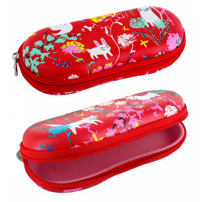 Hard glasses case - Voyage Cache Cache