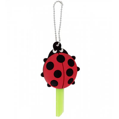 Key cover - Ani-cover Ladybird