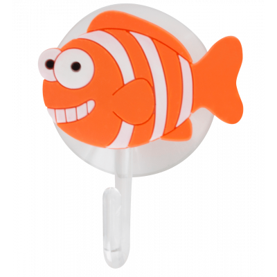 Suction hook - Ani-holder Fish