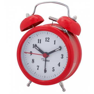 Alarm clock - Colortime Red