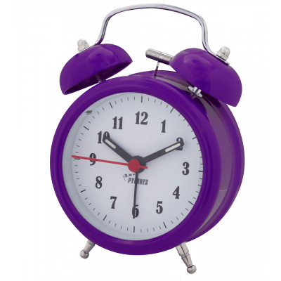 Alarm clock - Colortime Purple