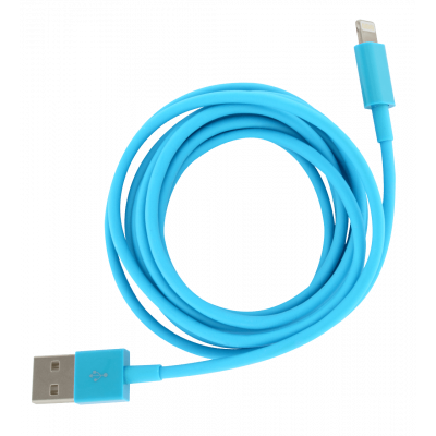 Iphone cable - Usb Xl Blue