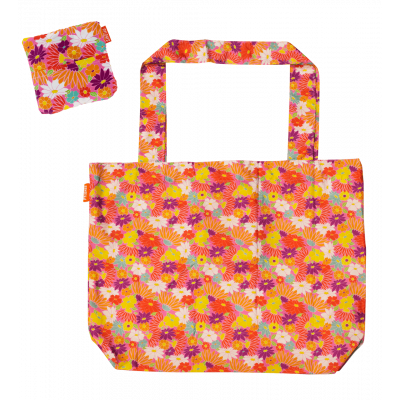 Sac de courses - Do The Shopping Flowers