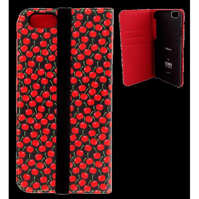 Iwallet 2 - Coque à clapet pour iPhone 6, 6S, 7 - Pylones