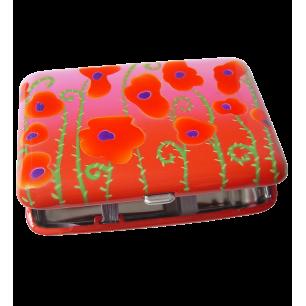 Cigarette Case - Cigarette case Poppy