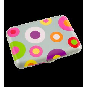 Cigarette Case - Cigarette case Silver Spots