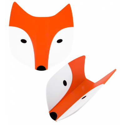 Coupil - Chopping board Fox