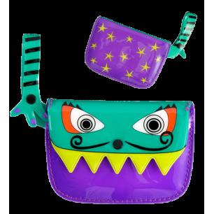 SPA Clip Clop - Purse Purple