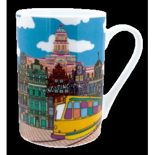 Tazza mug - Beau Mug Brussels
