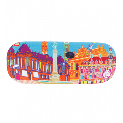 Hard glasses case - Beau Regard Lille