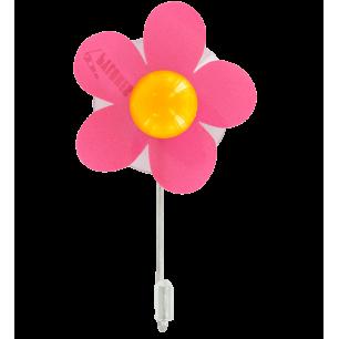 Hanger Spring - Crochet ventouse Pink