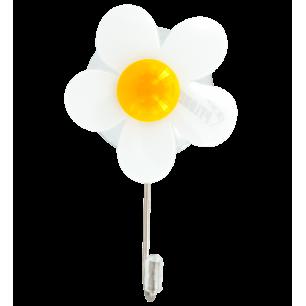 Hanger Spring - Crochet ventouse White