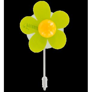 Hanger Spring - Crochet ventouse Green