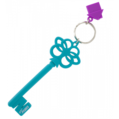 Keyring - Anihome Blue
