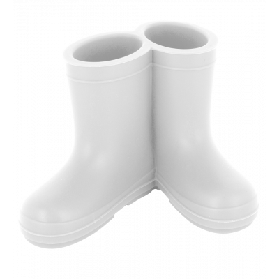 Toothbrush holder - Boots Teeth White