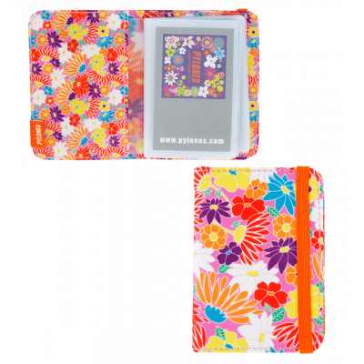 Keep My Contact - Porte cartes de visite Flowers