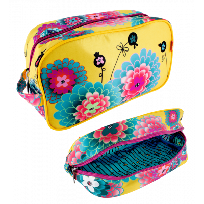 Tidy - Toiletry case Dahlia