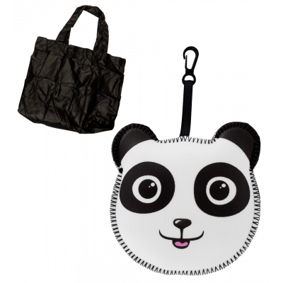 My Shopping - Sac de course Panda