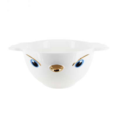 Flyingtweet - Bowl White