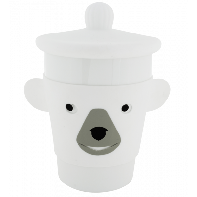Mug and lid - Trophy Mug Bear