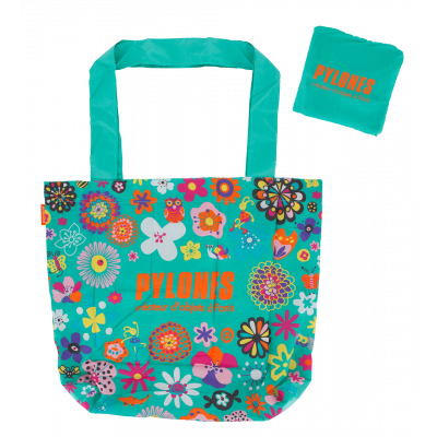 Shopping bag - Pylones Shopping Turquoise