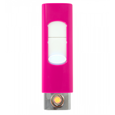 Accendino USB - Light Rosa