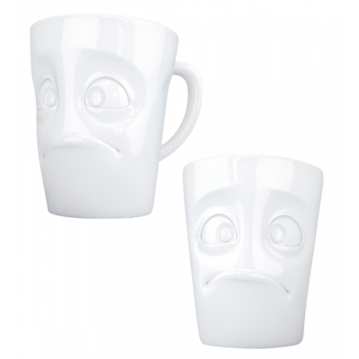Mug - Emotion Puzzled