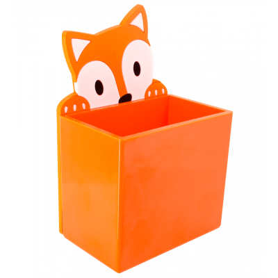 Magnetic pot - Ani-pot Fox