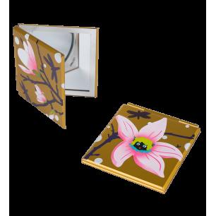 Mimi - Pocket mirror Magnolia