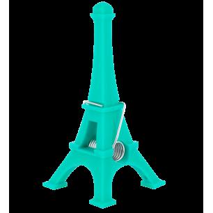 J'en pince pour Paris - Fotohalter Türkis