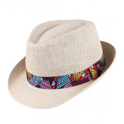 Chapeau T56 - Protect African Spirit