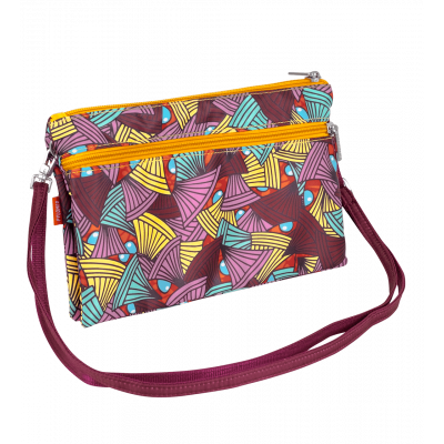 Borsa a tracolla - Shoulder Bag African Spirit