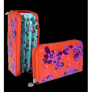 Brieftasche - Voyage Nymphea