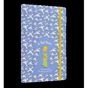 Dessine moi - Carnet de note A5 Bleu