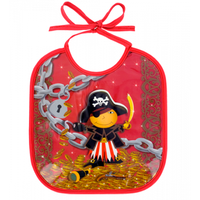 Bib - Petit Glouton Pirate