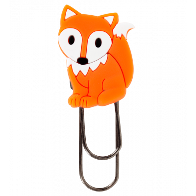 Small bookmark - Ani-smallmark Fox