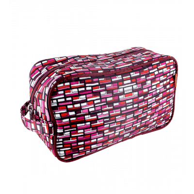 Toiletry case - Vitrail Vitrail Rose
