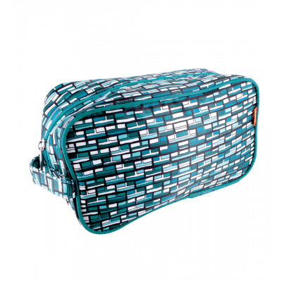 Toiletry case - Vitrail Vitrail Bleu